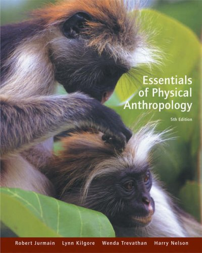 9780534614355: Essentials of Physical Anthropology