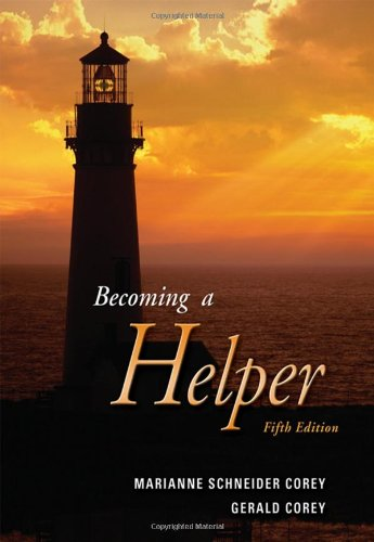 9780534614522: Becoming a Helper (Available Titles CengageNOW)