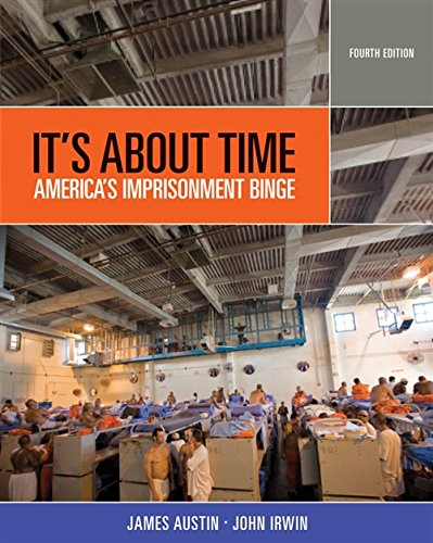 9780534615963: It's About Time: America's Imprisonment Binge
