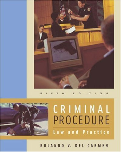 9780534616144: Criminal Procedure: Law and Practice (with CD-ROM and InfoTrac) (Available Titles CengageNOW)