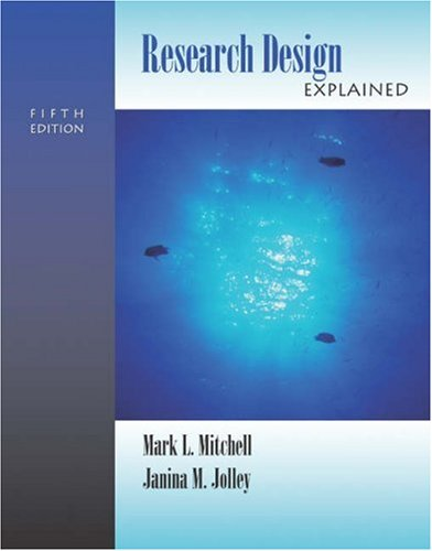 9780534617318: Research Design Explained (with InfoTrac)