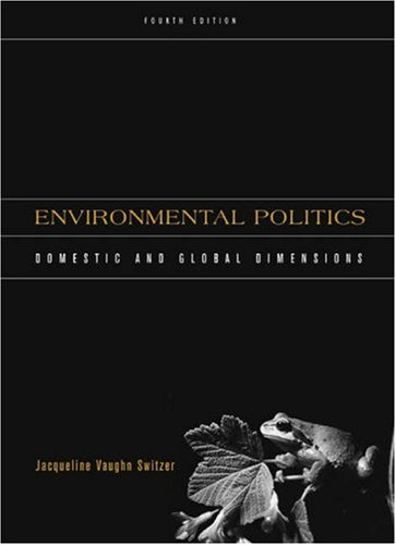 9780534618759: Environmental Politics: Domestic and Global Dimensions