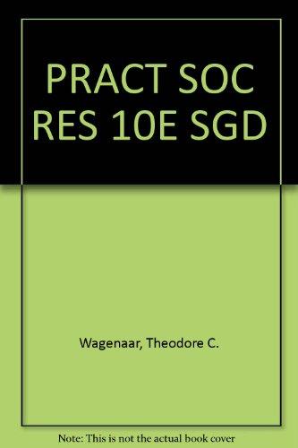 Guided Activities for the Practice of Social: Theodore C. Wagenaar,