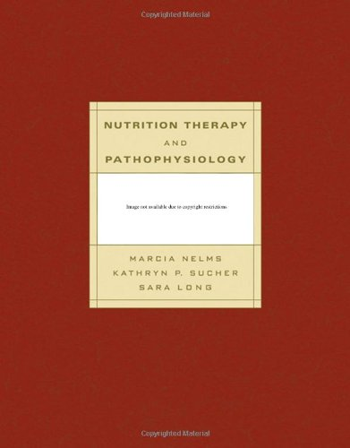9780534621544: Nutrition Therapy and Pathophysiology