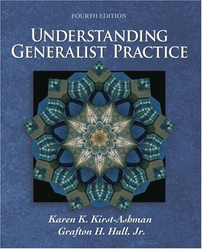 9780534621728: Understanding Generalist Practice (with InfoTrac) (Available Titles CengageNOW)