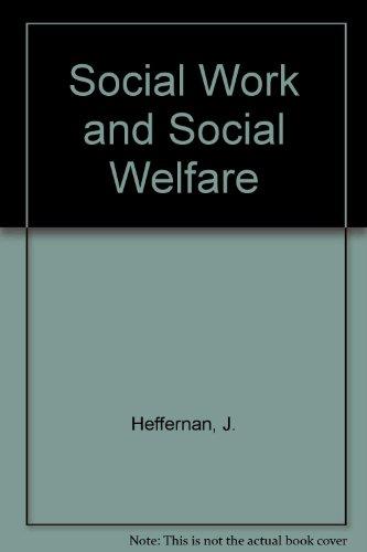 9780534621797: Social Work and Social Welfare
