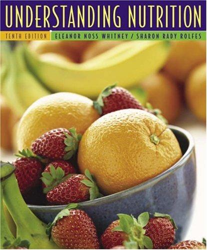 9780534622268: Understanding Nutrition