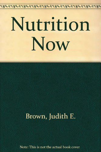 9780534623319: Nutrition Now