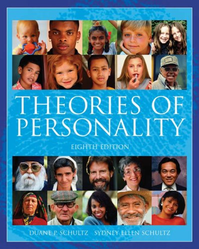 9780534624026: Theories of Personality (with InfoTrac)