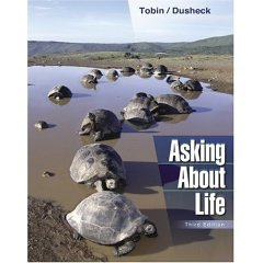 Asking About Life: The Core: Allan J. Tobin,