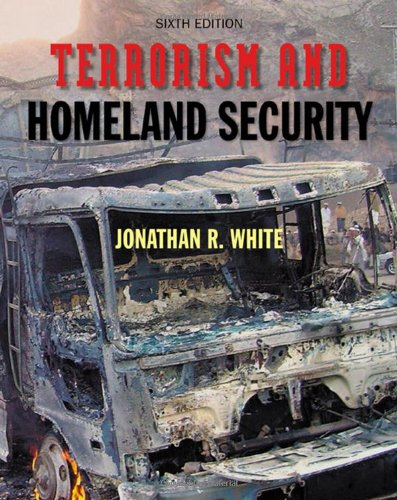 9780534624484: Terrorism and Homeland Security: An Introduction