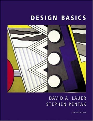 9780534625597: Design Basics