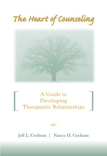 9780534625771: The Heart of Counseling: A Guide to Developing Therapeutic Relationships