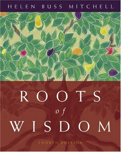 9780534626228: Roots of Wisdom (with InfoTrac)