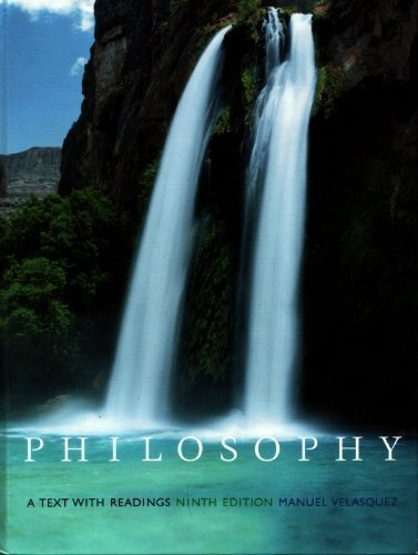 9780534626280: Philosophy: A Text with Readings (Casebound with CD-ROM and InfoTrac)