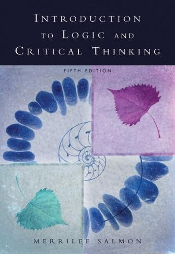 9780534626631: Introduction to Logic and Critical Thinking