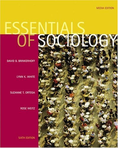 9780534626761: Essentials of Sociology (with InfoTrac)