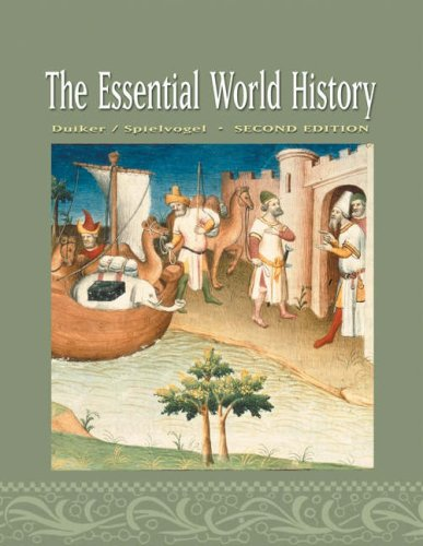 9780534627126: The Essential World History (with CD-ROM and InfoTrac) (Available Titles CengageNOW)