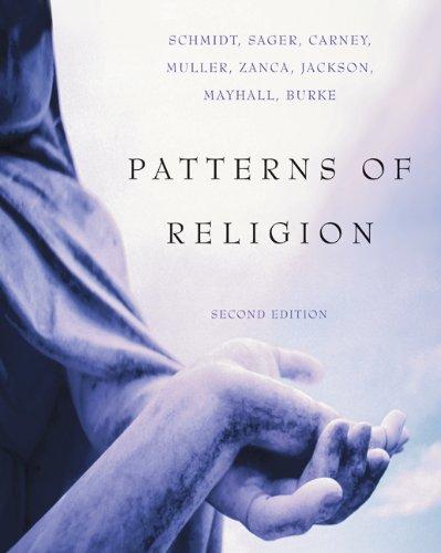 Patterns of Religion: Roger Schmidt, Gene