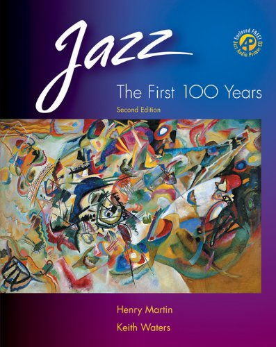 9780534628048: Jazz: The First 100 Years (with Audio CD)