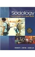 9780534628222: Sociology: Your Compass for a New World, Paper Version (with CD-ROM and InfoTrac)