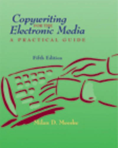 9780534629144: Copywriting for the Electronic Media: A Practical Guide (with InfoTrac)