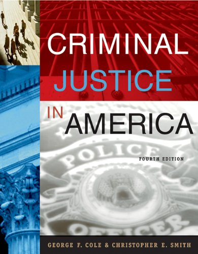 9780534629649: Criminal Justice in America (with CD-ROM and InfoTrac) (Available Titles CengageNOW)
