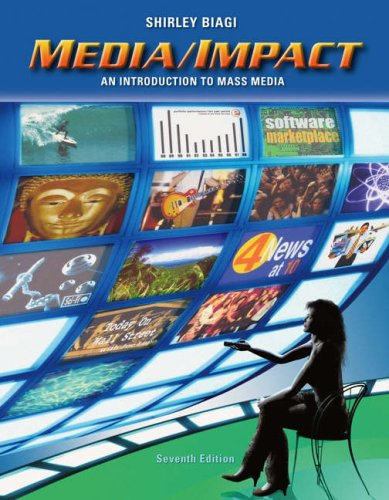 9780534630546: Media/Impact: An Introduction to Mass Media (with CD-ROM and InfoTrac)