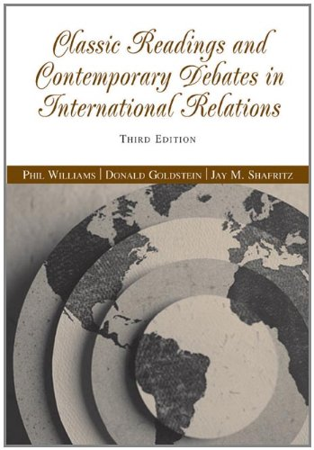 Classic Readings and Contemporary Debates in International: Phil Williams, Donald