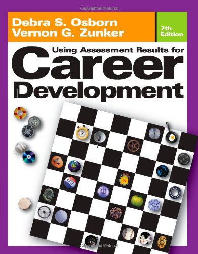 9780534632793: Using Assessment Results for Career Development