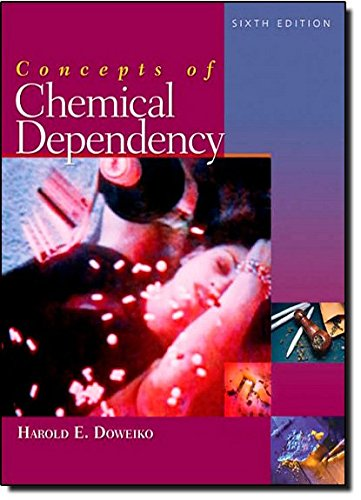 9780534632847: Concepts of Chemical Dependency