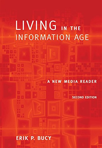 9780534633400: Living in the Information Age: A New Media Reader (with InfoTrac) (Wadsworth Series in Mass Communication and Journalism)
