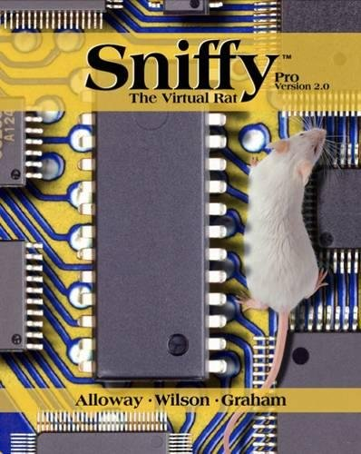 Sniffy the Virtual Rat Pro, Version 2.0 (with CD-ROM) (0534633609) by Tom Alloway; Greg Wilson; Jeff Graham