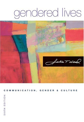9780534636159: Gendered Lives: Communication, Gender, and Culture (with InfoTrac)
