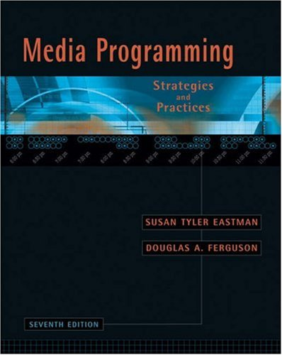 9780534636890: Media Programming: Strategies and Practices