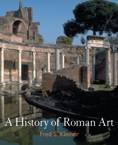 A History of Roman Art (0534638465) by Fred S. Kleiner