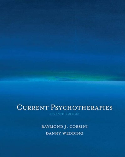 9780534638504: Current Psychotherapies (with InfoTrac)