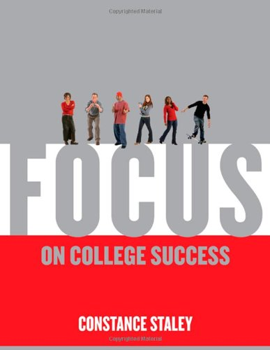 9780534638658: FOCUS on College Success