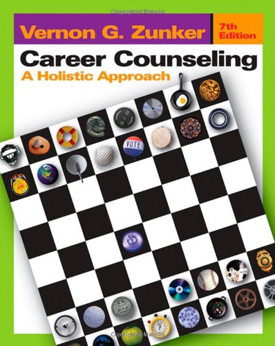 9780534640170: Career Counseling: A Holistic Approach