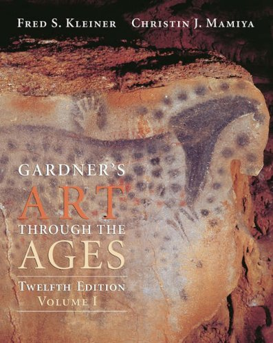 9780534640958: Gardner's Art Through the Ages, Volume I, Chapters 1-18 (with ArtStudy Student CD-ROM and InfoTrac)