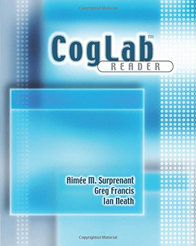 CogLab Reader (Sports Skills): Surprenant, Aimee; Francis,