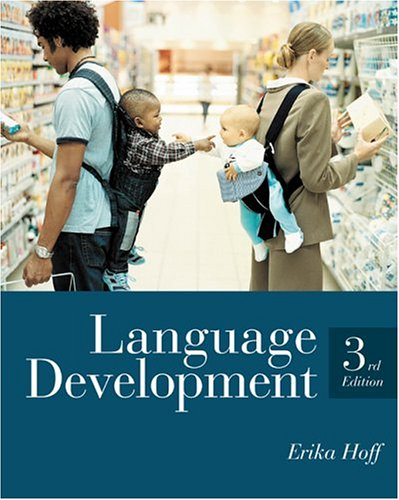 9780534641702: Language Development, 3rd Edition