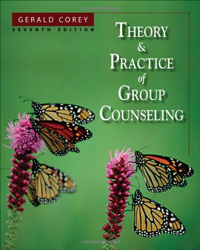 theory and practice of group counseling Download now : by gerald corey read ebook read and download theory and practice of group counseling online.