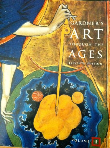 9780534642013: 1: Gardner's Art through the Ages, Volume I (with Art Study CD-ROM and InfoTrac)