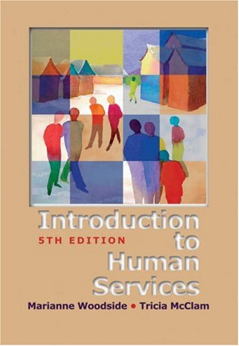 9780534642273: An Introduction to Human Services (Available Titles CengageNOW)