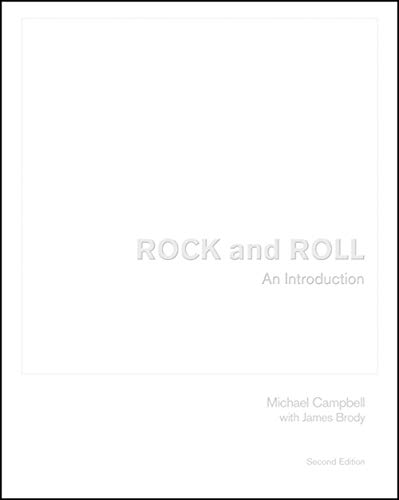 9780534642952: Rock and Roll: An Introduction
