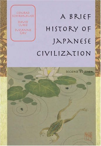 9780534643065: A Brief History of Japanese Civilization