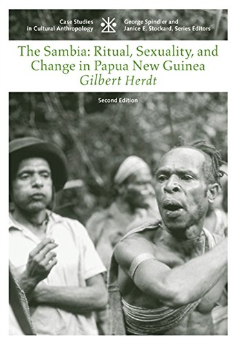 9780534643836: The Sambia: Ritual, Sexuality, and Change in Papua New Guinea (Case Studies in Cultural Anthropology)