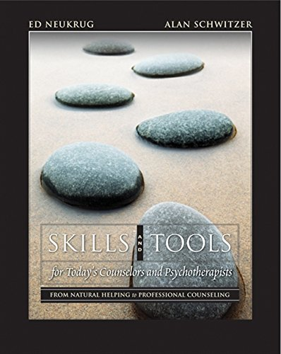9780534644901: Skills and Tools for Today's Counselors and Psychotherapists: From Natural Helping to Professional Counseling (with DVD) (Skills, Techniques, & Process)