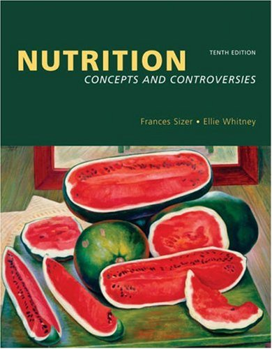 9780534645069: Nutrition: Concepts and Controversies
